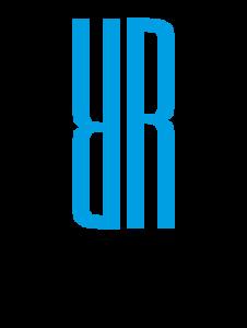 Logo con nombre abajo
