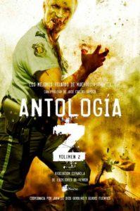 Portada de Antología Z