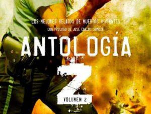 Recorte de la Portada de Antología Z