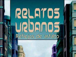 Recorte de la Portada de Relatos urbanos