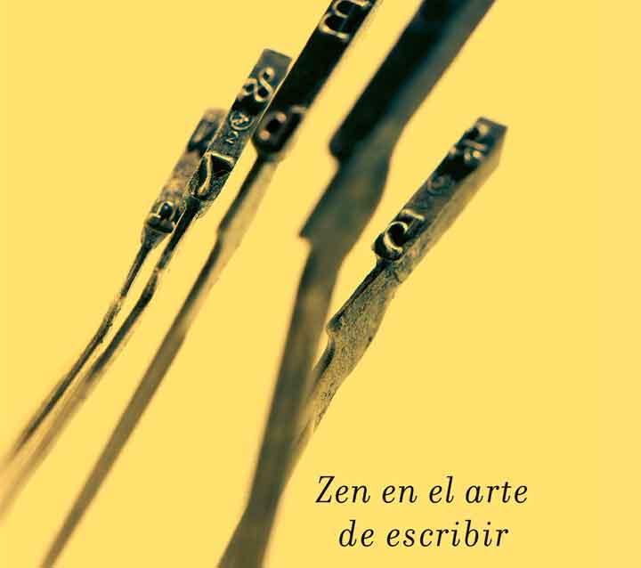Zen en el arte de escribir (Reseña literaria)
