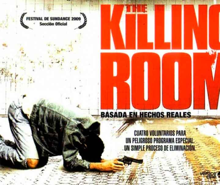 The Killing Room (Reseña de cine)