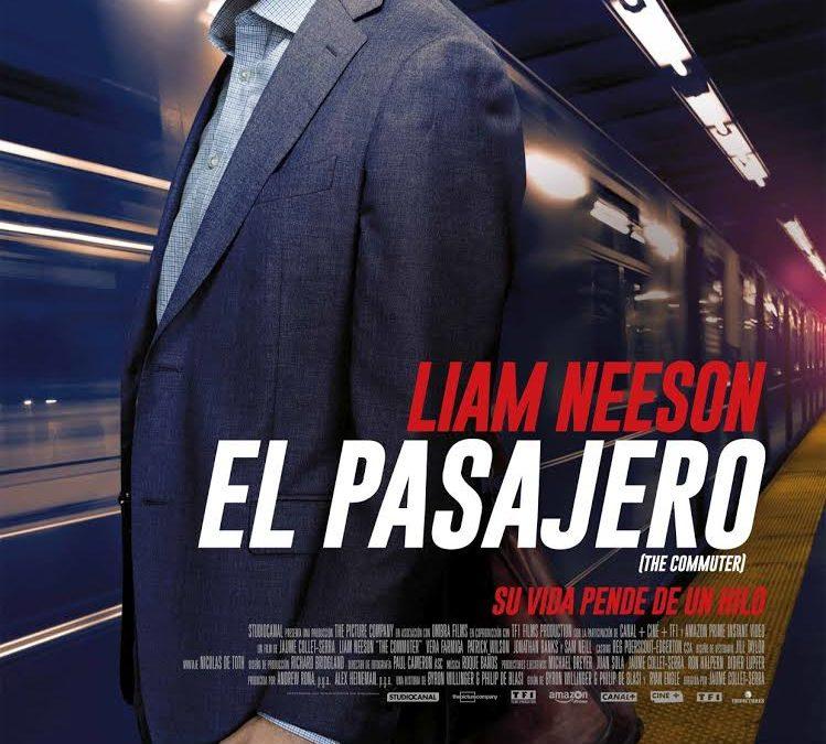 El Pasajero (Reseña de cine)